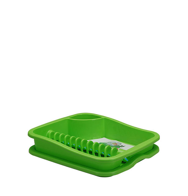 A-26 Misty Dish Rack with Tray