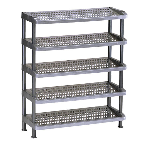 A-55 Maxi Shoes Rack (5 Stacks)