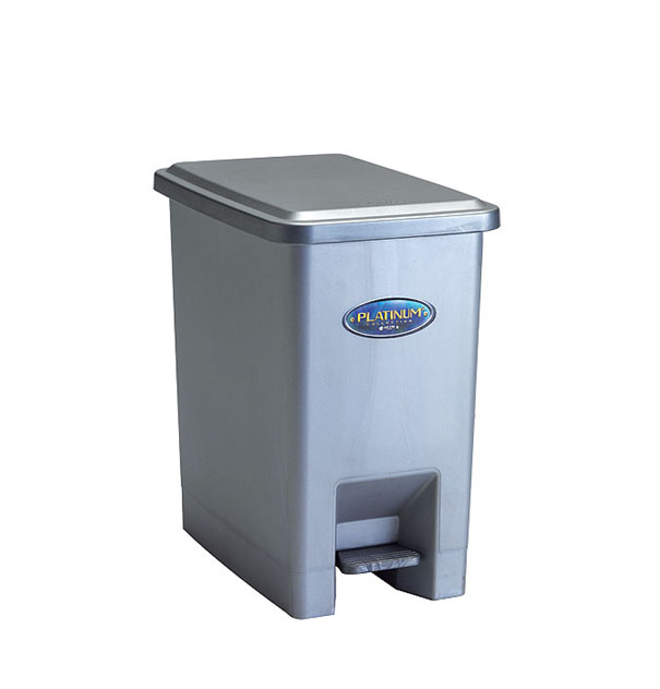 C-33 Nerro Step on Dustbin 15 Litres
