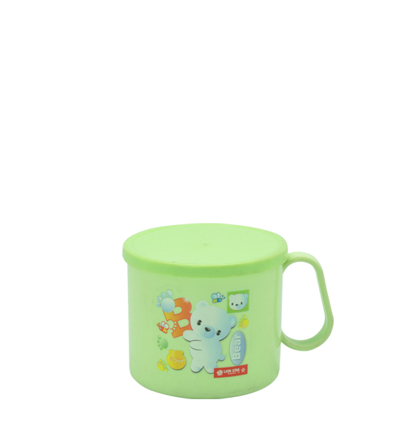GL-19 Kiwi Mug (S) 300 ml w/ Cover