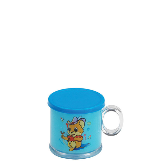 GL-27 Pony Mug 900 (200 ml) w/ Cover