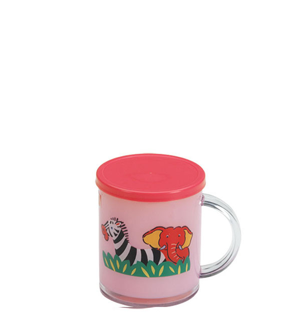 GL-49 Pony Mug 802 (250 ml) w/ Cover