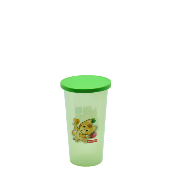 GL-60 Fancy Cup L-17 (330 ml) w/ Cover