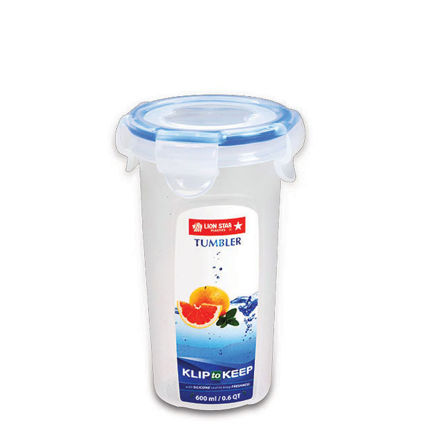 KP-42 Klip To Keep Tumbler 4002 (600 ml)