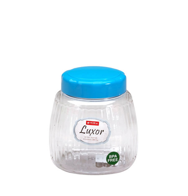 PP-13 Luxor Oval Candy Jar 501 (1250 ml)