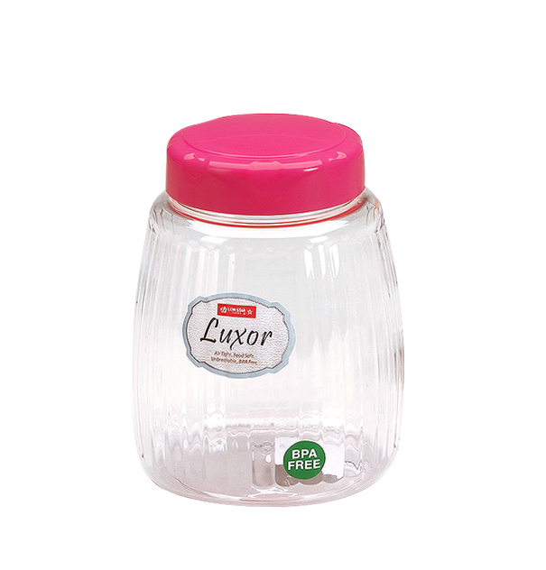 PP-15 Luxor Oval Candy Jar 502 (1600 ml)