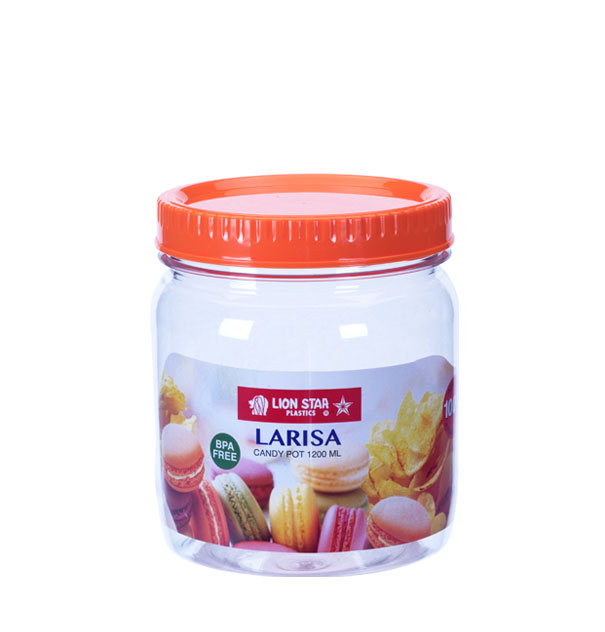PP-66 Larisa Candy Pot (1.2 Litre)