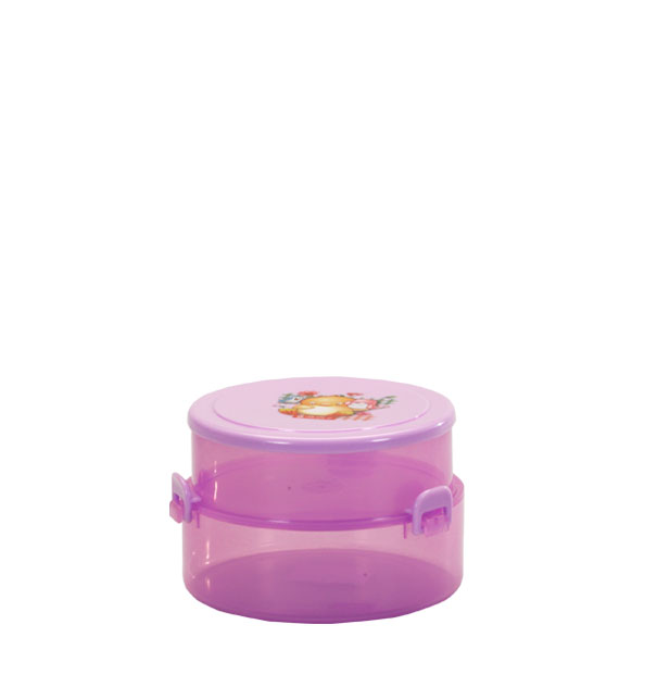 SB-14 Round Pop Lunch Box