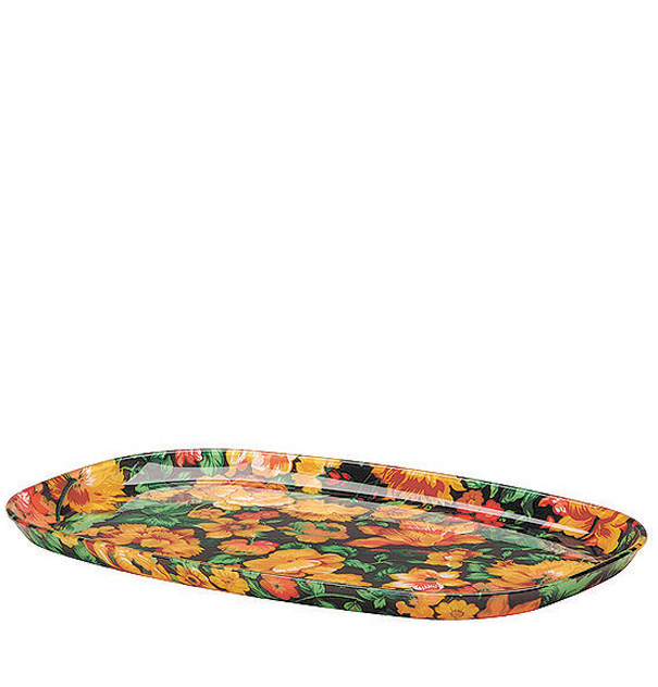 T-24 Decor Oval Tray 201 (L)