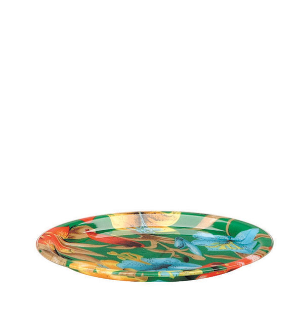 T-27 Decor Round Tray 303 (S)