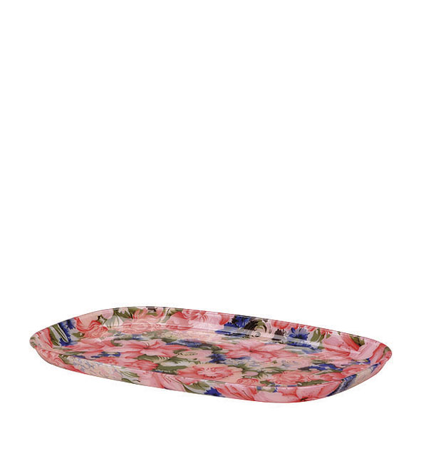 T-28 Decor Oval Tray 202 (M)