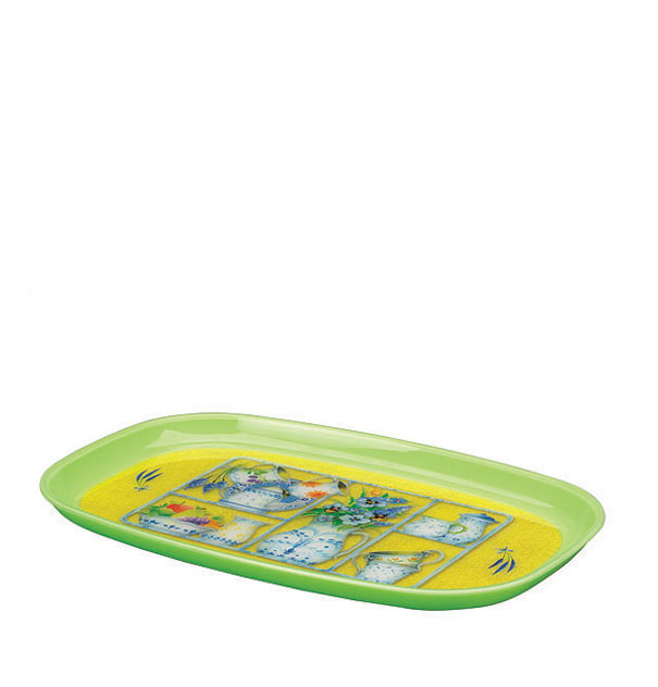 T-38 Decor Oval Tray 602 (M)