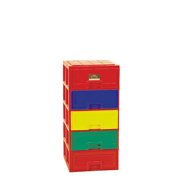 PC-35 Partner Container 5 Stacks