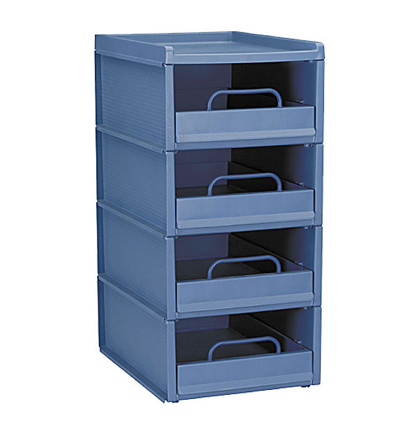 TC-12 Tray Container Large (4 stacks)